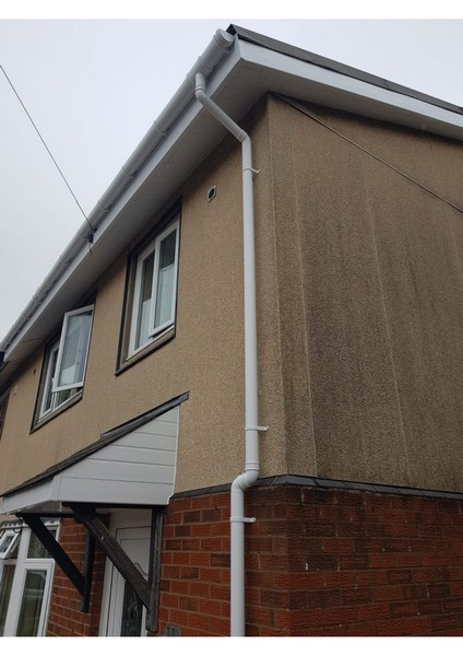 Fasia Roofers In Wolverhampton