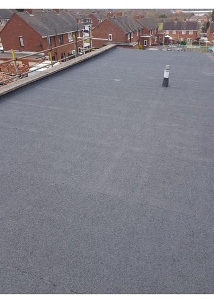Flat Roofs Roofers In Wolverhampton