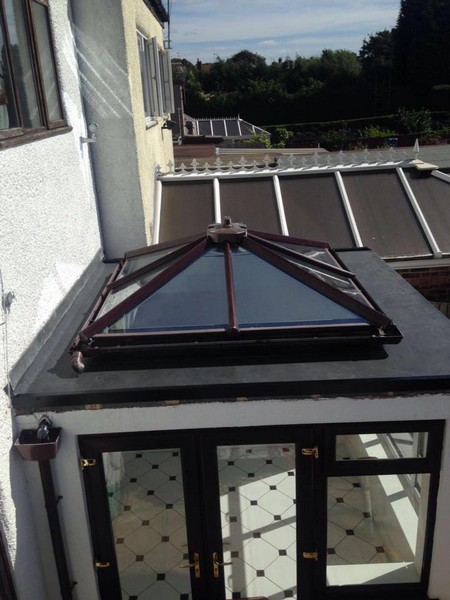 Rubber Roofs Roofers In Wolverhampton